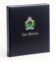 Reliure Luxe San-Marin III