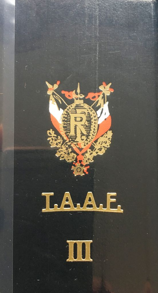 Reliure Luxe Taaf III (3) pour Timbres DAVO