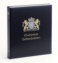 Reliure Luxe Territoires Hollandais d\'Outre-Mer IV