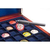 Stylo magnétique pour plaques de muselets de Champagne