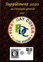 Supplément Farcigny Enveloppes Premier Jour FDC 2020