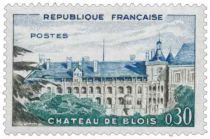 Timbre 1255 France 1960