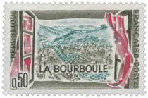 Timbre 1256 France 1960