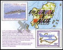 Timbre Bloc 15 Wallis et Futuna 2004