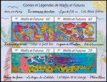 Timbre Bloc 19 Wallis et Futuna 2005