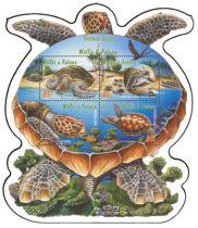 Timbre Bloc 20 Wallis et Futuna 2005