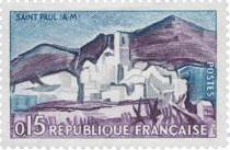 Timbres France Année Complète 1961