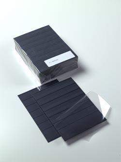 100 Cartes Classeur N7 Vert. (147x210mm)