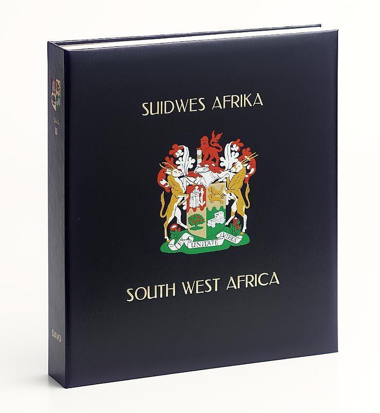 Album Luxe Afrique du Sud-Ouest Namibie I 1897-1990