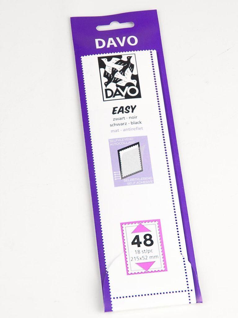 Bandes Davo Easy Noir Z48