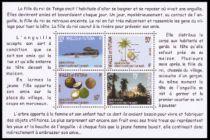 Timbre Bloc 12 Wallis et Futuna 2003